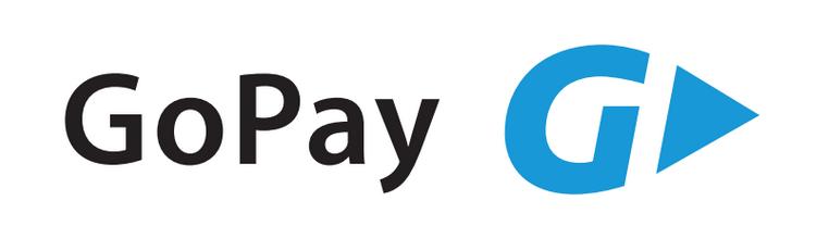 Výsledek obrázku pro gopay logo na web
